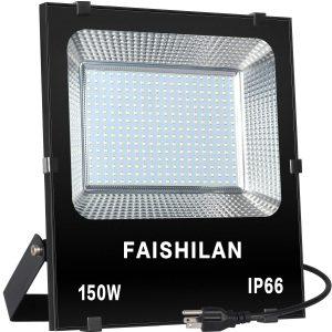 Now Led Flood Light Ip-66 150W – Black