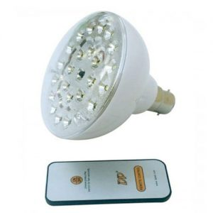 Now  Dp Remote Control Led Rechargeable Bulb 30Led