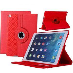 NOW Ipad 5 Smart Flip Case – Red