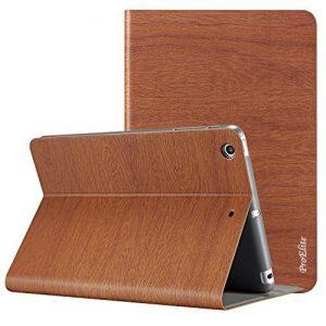 NOW Ipad Air 2 Smart Flip Case – Brown