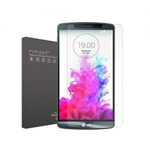 NOW Lg G3 2.5D Polish Tempered Glass Protector – Transparent