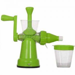 Buy Manual Juicer Machine – Green