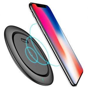 NOW IN BUY Baseus 10W Foldable Qi Wireless Charger for iPhone X 8 Plus Multifunction Fast Charging QI Wireless Pad For Samsung Galaxy S9 S8