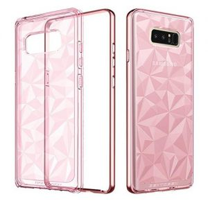NOW Samsung Note 8 1.5 Mm Tpu Crystal Clear Case