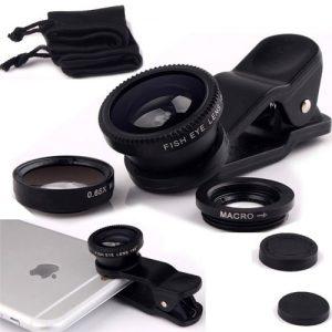 NOW Selfie Camera Mobile Phone Lens 0.4X Wide Angle Camera Lens