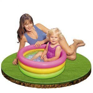 Now Buy Sunset Glow Baby Swimming Pool -5 Ft