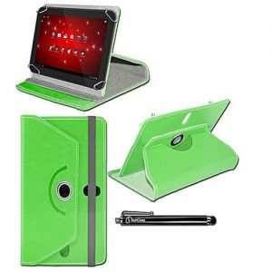 NOW Universal 9″ Inch Tablet Cover Flip 360 Degree – Green