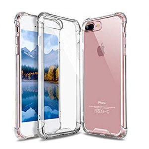 NOW Transparent Case – iPhone 8 plus – Transparent