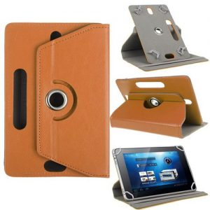 NOW Universal 10 Inch Tablet Flip Case & Cover – Brown