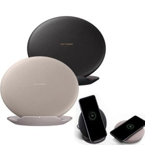 NOW Wireless Charger Convertible Pad & Stand for Apple & Samsung Smartphones – Pink