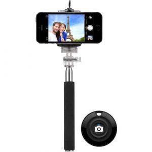 Bundle – Selfie Stick with Bluetooth Shutter