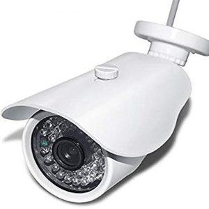 HD 1MP Full HD IR Bullet CCTV Camera – Night Vision – 20 Mtr.