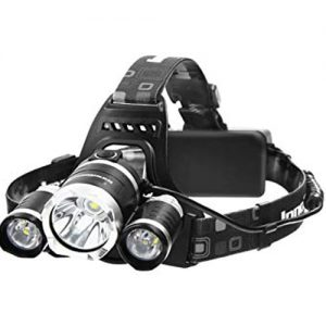 Hawks Eye T6 Led R5 Rechargeable Headlamp Headlight Head Lamp
