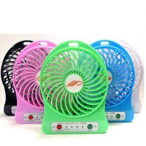 Mini Fan Rechargeable