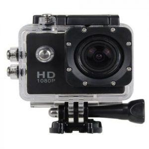 Sports & Action Camera – Waterproof Upto 30M – 1080P