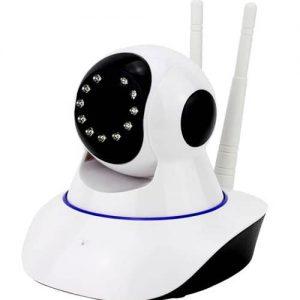 Ip Wireless / Wifi Camera 360 With 2 Antenna – White