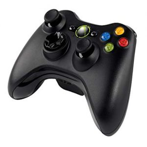 Wired Controller For Xbox 360 Windows Laptops & Pc – Black