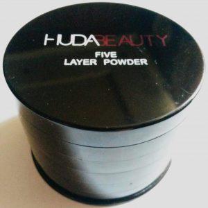 Huda Five Layer Powder