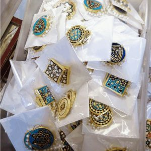 Traditional Painted Jewellery With Different Types Stud Earring For Girls & Womens