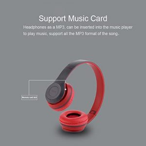 P47 Wireless Bluetooth Foldable Headset With Microphone FOR All cell phones and laptop used