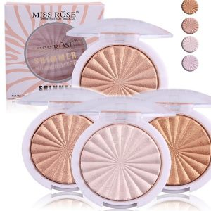 Miss Rose Face Powder 3D Shimmer Highlighter