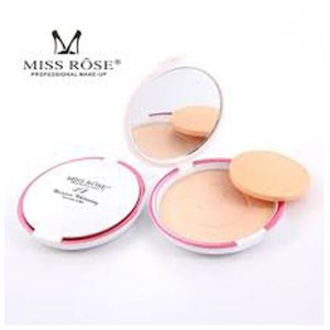 Miss rose two-way compact powder