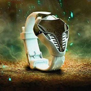 LED Digital Cobra Wrist Watch for Men – White