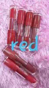 MISS ROSE Set of 6 Waterproof Matte Liquid Lipstick