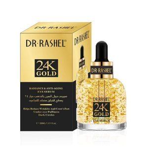 Dr.Rashel 24K Gold Radiance and Anti Aging Eye Serum