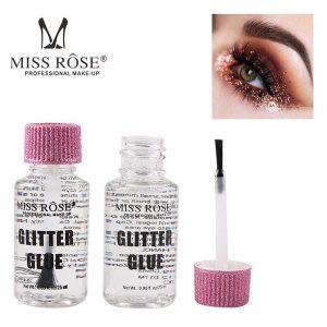 Miss Rose Glitter Glue Eye Waterproof Long Lasting