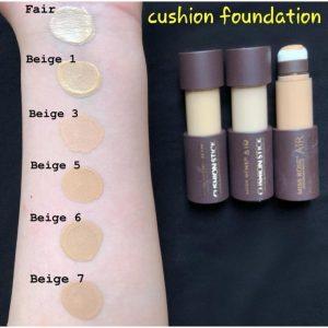 Miss rose cushion foundation