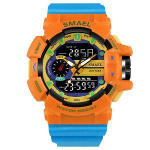 Smael Sport Watch 50M Wateproof Men's Wristwatch S Shock Clock Men Fashion Watch