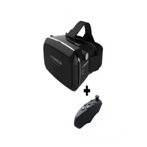 3D Vr Box Shinecon Headset With Gaming Remote