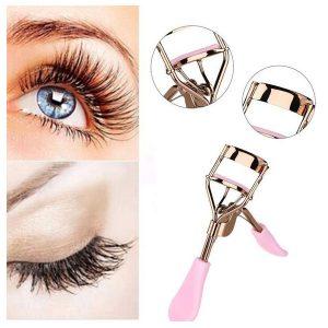 Women Eye Lash Curler Lady Wonderful Pro Handle Eye Lashes Curling Beauty Tools