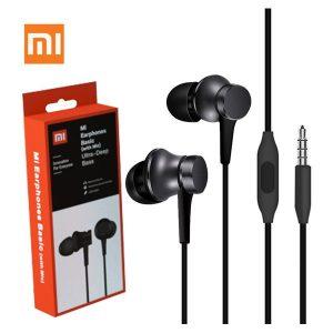 headset Mi Piston 3 In-Ear Fresh 3.5mm Wire Control Earphone 1.4m Music Stereo Mic for Huawei Xiaomi Smartphone