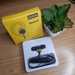 Realme Bluetooth Earphone RMA101 Magnetic Headset Handsfree