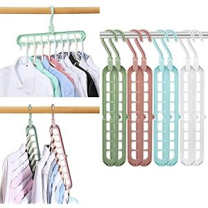 Magic Hanger Smart Cloth Space Saving