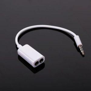 Earphone/Headphone 3.5mm Audio Splitter/Divider