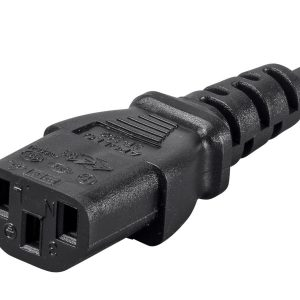 Power Cable Branded for Computer Laptop LCD PC Desktop Charger Monitor etc.