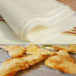 Butter paper sheets For Cooking 50pcs