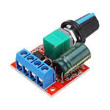 DC Fan/Motor Speed Controller Module 1.5V-35V 5A 90W Speed Regulator